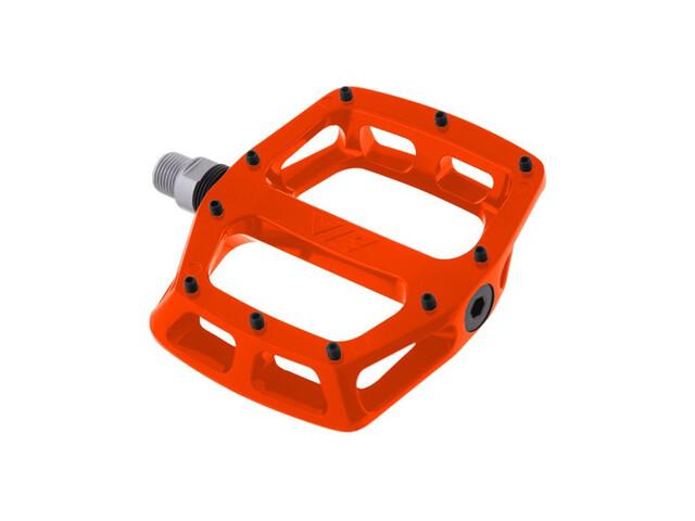 DMR V12 Pedal tango orange